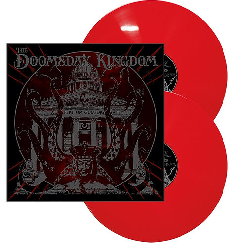 The Doomsday Kingdom - The Doomsday Kingdom Red Vinyl 2LP
