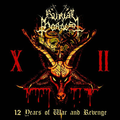 Burial Hordes - 12 Years Of War And Revenge CD