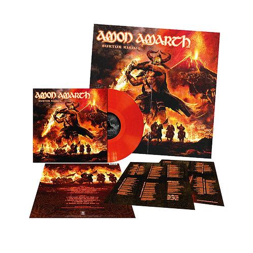 Amon Amarth - Surtur Rising Orange Vinyl LP
