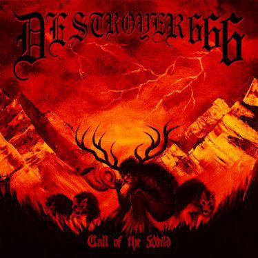 Deströyer 666 - Call Of The Wild CD Digipak