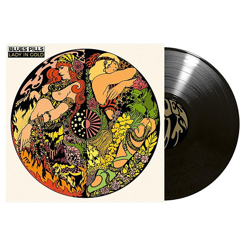 Blues Pills - Lady In Gold Black Vinyl LP