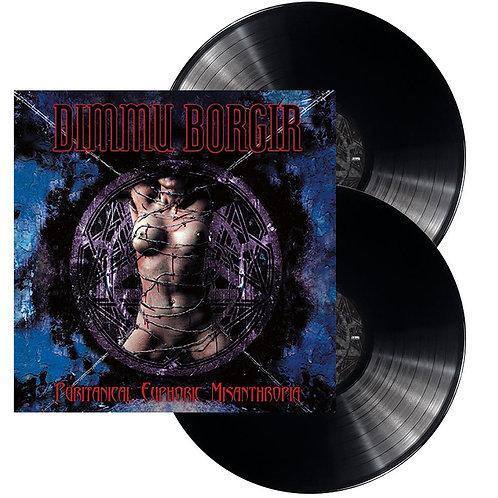 Dimmu Borgir - Puritanical Euphoric Misanthropia Black Vinyl 2LP