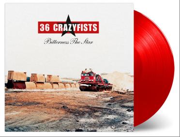 36 Crazyfists - Bitterness The Star Red Vinyl LP