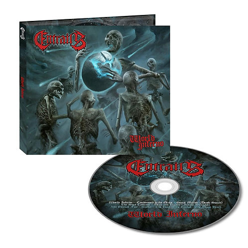 Entrails - World Inferno CD Digipak