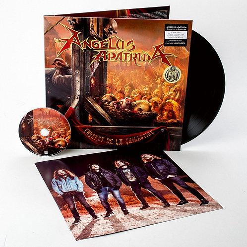 Angelus Apatrida - Cabaret De La Guillotine Black Vinyl LP