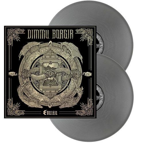 Dimmu Borgir - Eonian Silver Vinyl 2LP Ltd 300