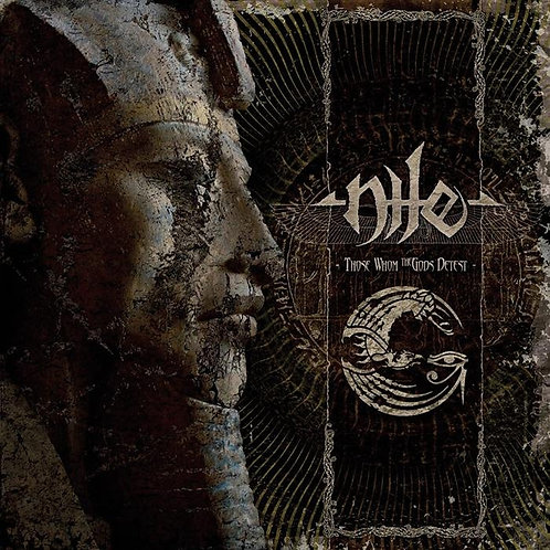 Nile - Those Whom The Gods Detest CD