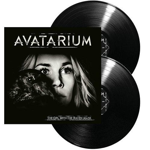 Avatarium - The Girl With The Raven Mask Black Vinyl 2LP