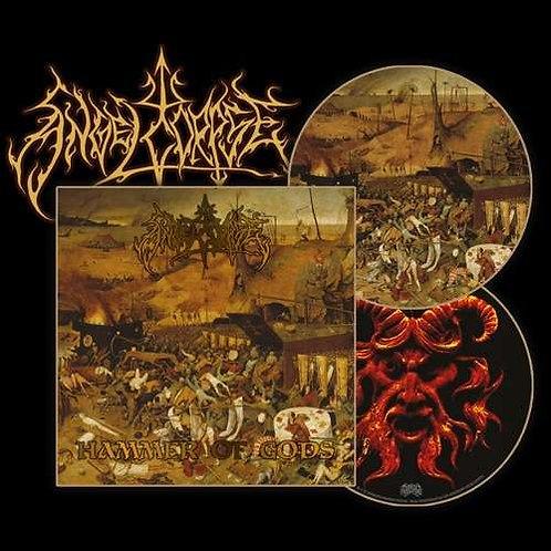 Angelcorpse - Hammer Of Gods Picture Vinyl LP
