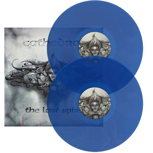 Cathedral - The Last Spire Blue Vinyl 2LP