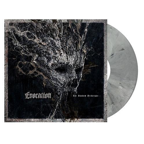 Evocation - The Shadow Archetype Grey Marble Vinyl LP