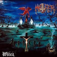 Mystifier - Wicca Black Vinyl LP