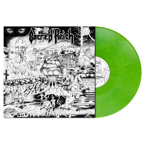 Sacred Reich - Ignorance Green Marble Vinyl LP
