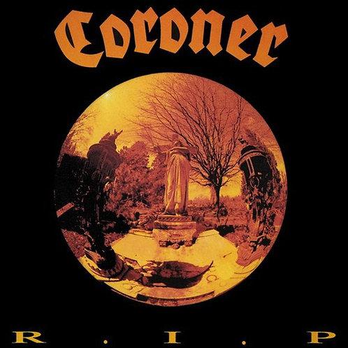 Coroner - R.I.P CD
