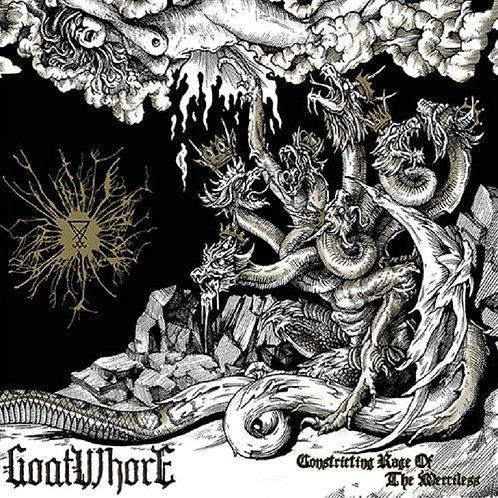Goatwhore - Constricting Rage Of The Merciless Black Vinyl LP