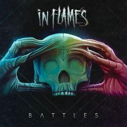 In Flames - Battles CD