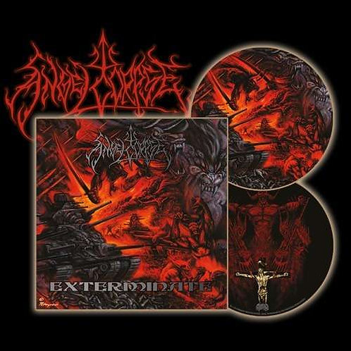 Angelcorpse - Exterminate Picture Vinyl LP