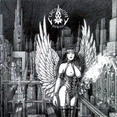 Lacrimosa - Inferno CD