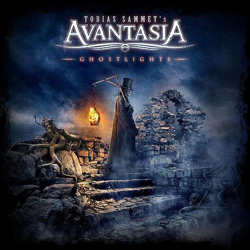 Avantasia - Ghostlights Orange Vinyl 2LP