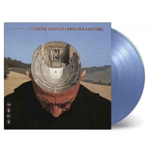 Dream Theater - Once In A Livetime Ltd Blue Vinyl 4LP