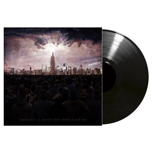 Candiria - While They Were Sleeping Black Vinyl LP