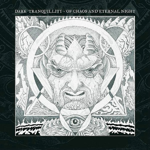 Dark Tranquillity - Of Chaos And Eternal Night Black Vinyl LP