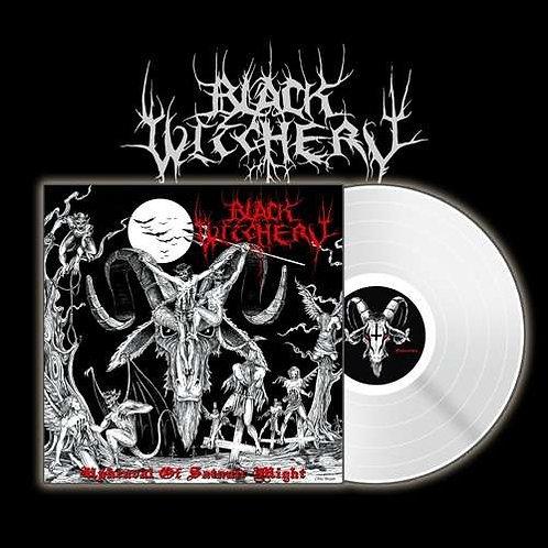 Black Witchery  - Upheaval Satanic Might White Vinyl LP