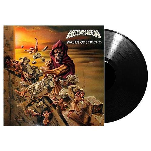 Helloween - Walls Of Jericho Black Vinyl LP
