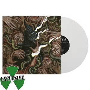 Nails - You Will Never Be One Of Us White Vinyl LP