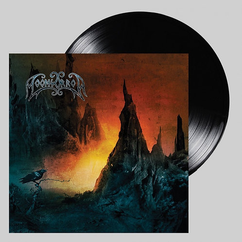 Moonsorrow - V: Hävitetty Black Vinyl 2LP