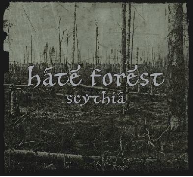 Hate Forest - Scythia CD Digipak