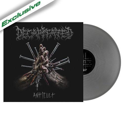 Decapitated - Anticult Silver Vinyl LP