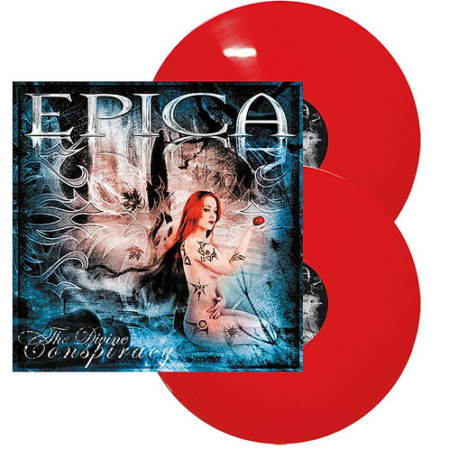 Epica - The Divine Conspiracy Red Vinyl 2LP