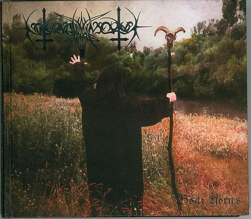 Nokturnal Mortum - Goat Horns CD Digipak