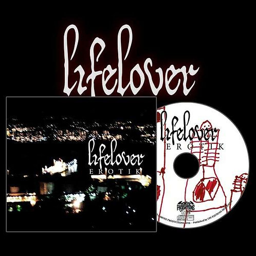 Lifelover - Erotik CD Digipak
