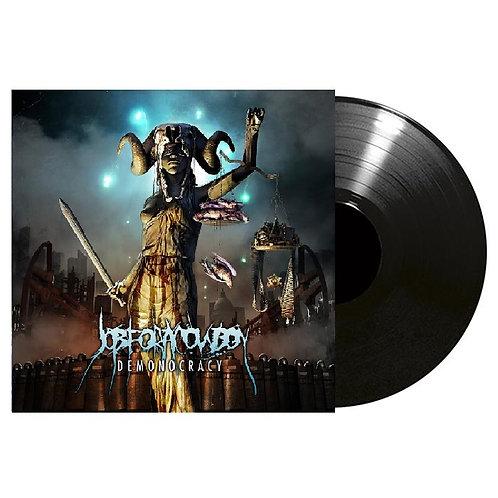 Job For A Cowboy - Demonocracy Black Vinyl LP
