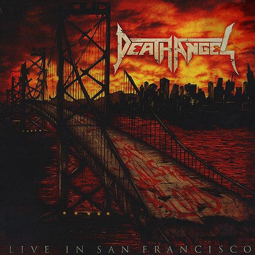 Death Angel - The Bay Calls For Blood Black Vinyl LP