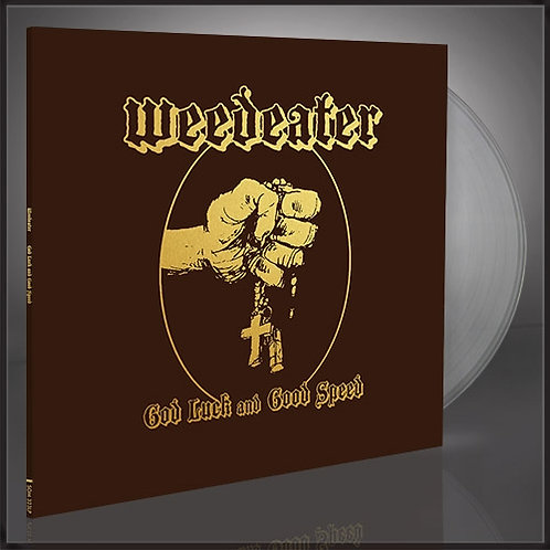Weedeater - God Luck And Good Speed Clear Vinyl LP
