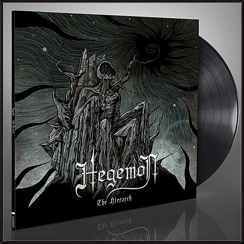 Hegemon - The Hierarch Black Vinyl LP