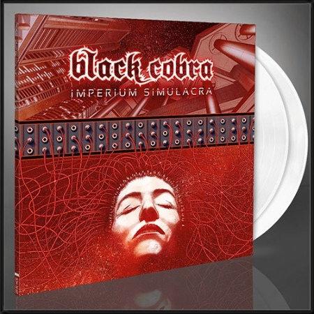 Black Cobra - Imperium Simulacra White Vinyl 2LP