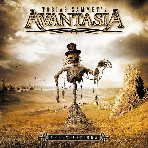 Avantasia - The Scarecrow CD