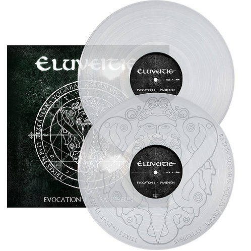 Eluveitie - Evocation II - Pantheon Clear Vinyl 2LP