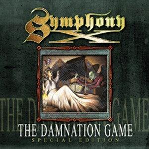 Symphony X - The Damnation Game CD Digipak