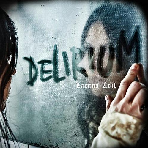 Lacuna Coil - Delirium Silver Vinyl LP