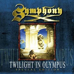 Symphony X - Twilight In Olympus CD Digipak