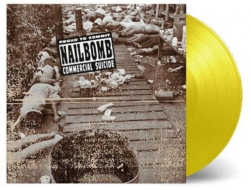 Nailbomb - Proud To Commit.. Yellow Vinyl LP