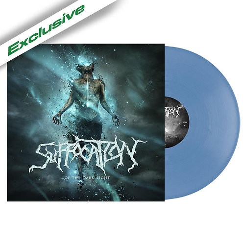Suffocation - ...Of The Dark Light Blue Vinyl LP