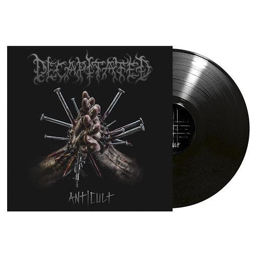 Decapitated - Anticult Black Vinyl LP