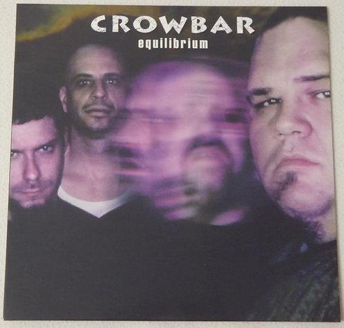 Crowbar - Equilibrium Black/Yellow Splatter Vinyl LP