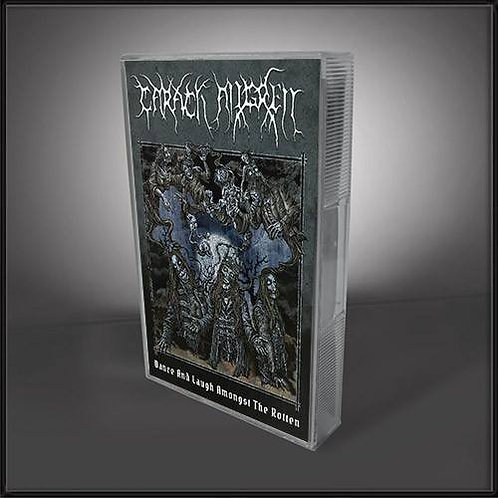 Carach Angren - Dance And Laugh Amongst The Rotten Cassette